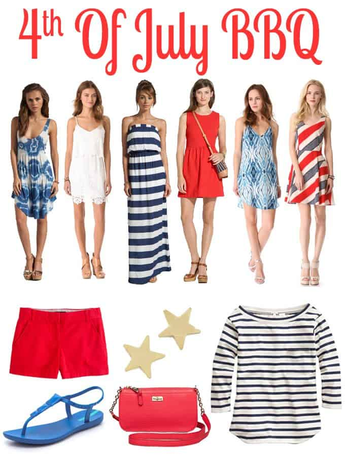 4th of July BBQ Outfits