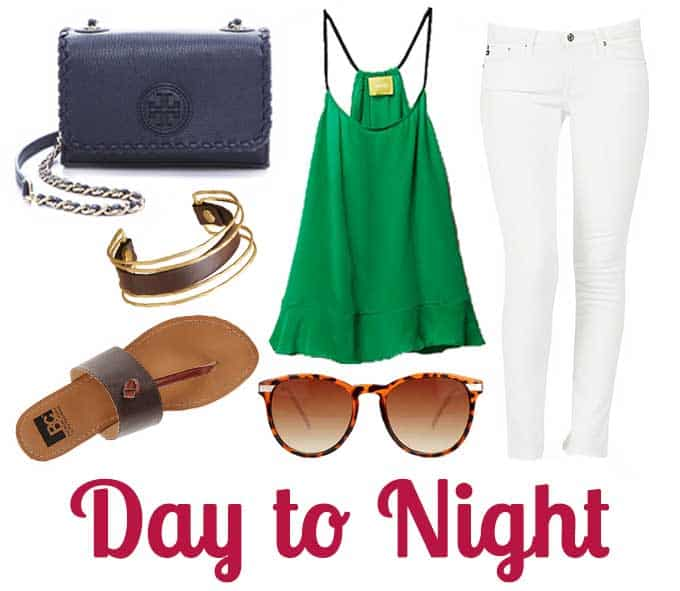 Day to Night Summer Style