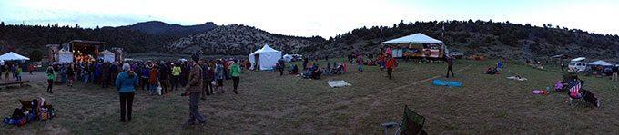 Colorado Living  Blue Mountain Belle