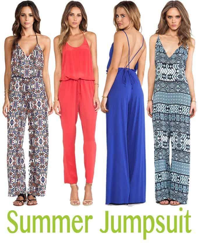 Summer Jumpsuits