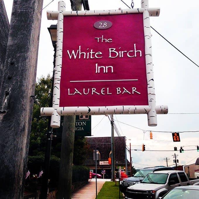 White Birch Inn - Clayton, GA