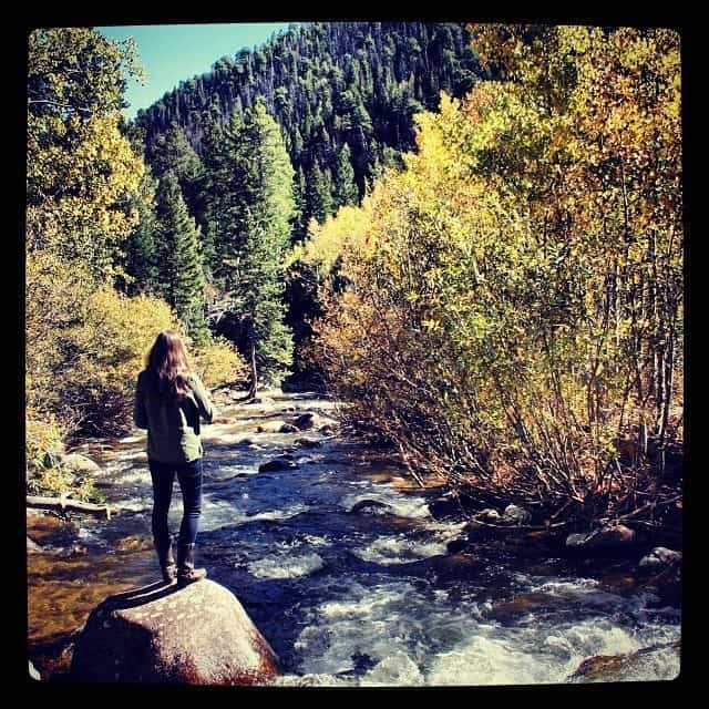 Fall in Colorado|Blue Mountain Belle