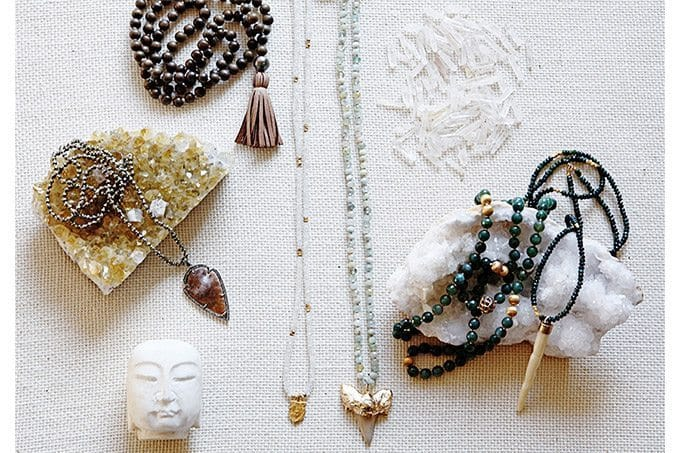 Jewelry Crush: Gold & Gray | Blue Mountain Belle