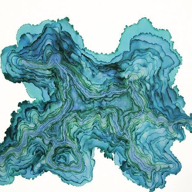 Tobias Tovera Paintings | Blue Mountain Belle