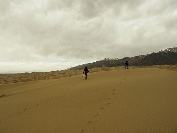 Great Sand Dunes National Park Colorado | Blue Mountain Belle
