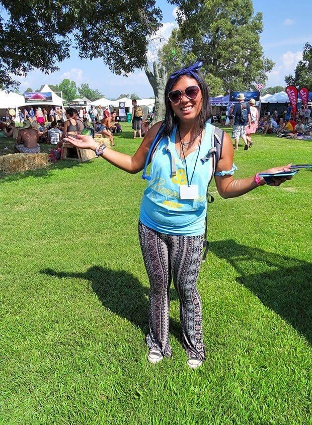 Bonnaroo Festival Style 2015 | Blue Mountain Belle
