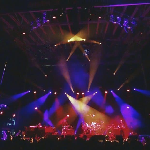 Phish in Austin 2015 | Blue Mountain Belle