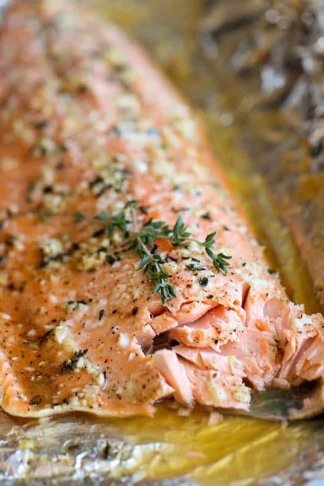 5 ways to cook salmon in tin foil  