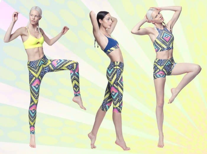 Marra Hoffman Activewear 2015