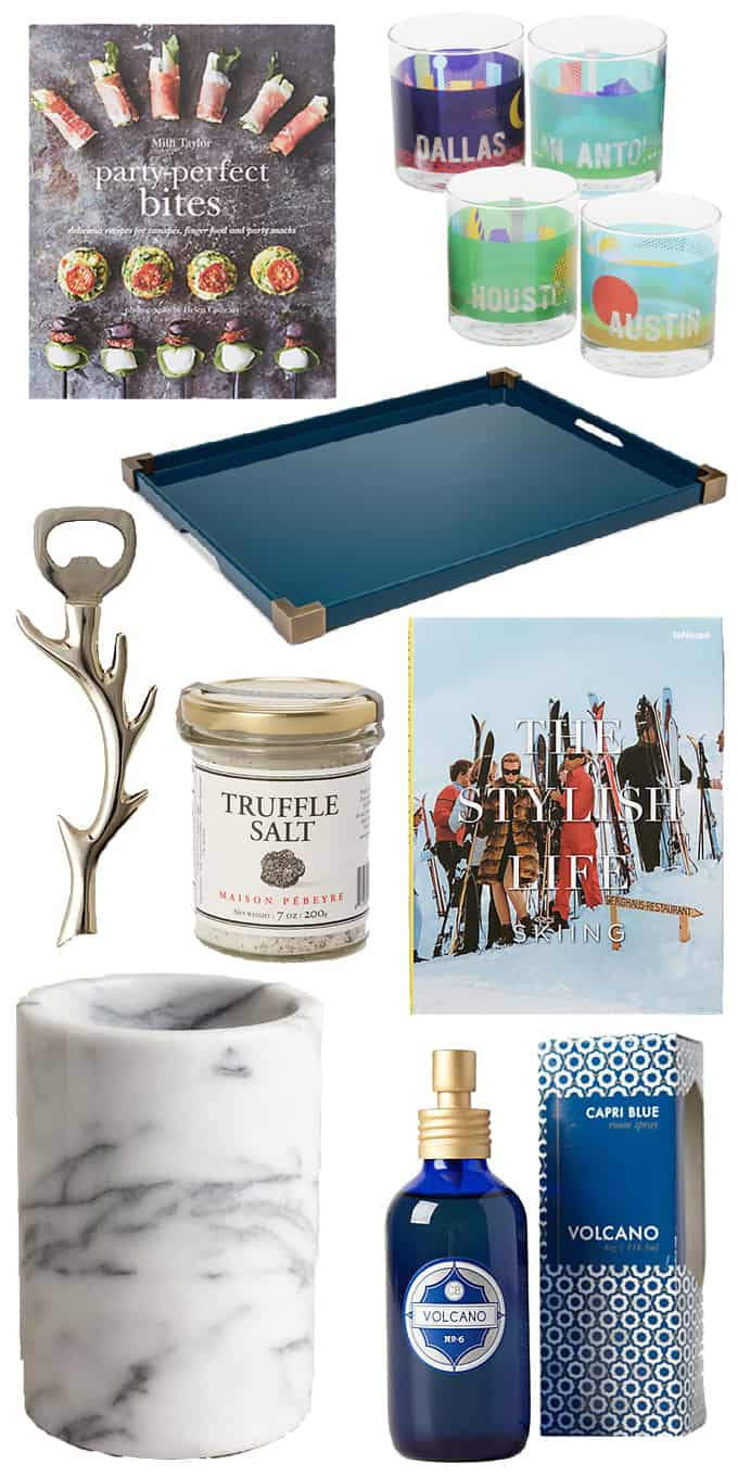 Gift Guide for the Hostess