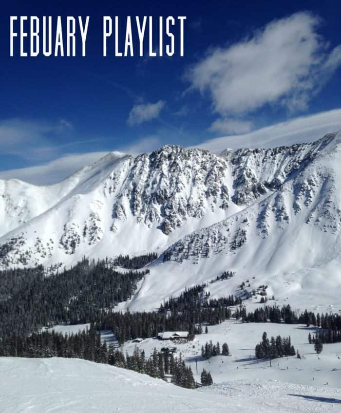 February Playlist | Blue Mountain Belle