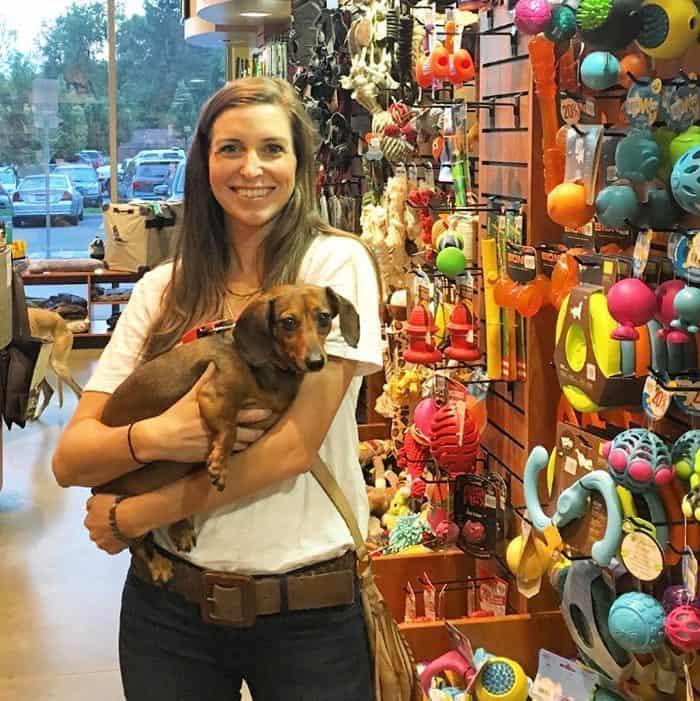 Kriser's Natural Pet Supplies Review | Blue Mountain Belle