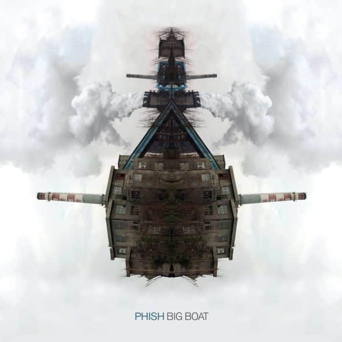 Phish Big Boat 2016