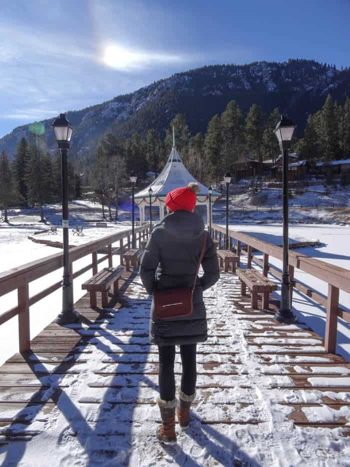 The Outlook Lodge outside Colorado Springs | Blue Mountain Belle