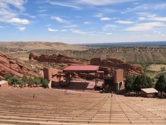 How to plan a trip to red rocks in colorado