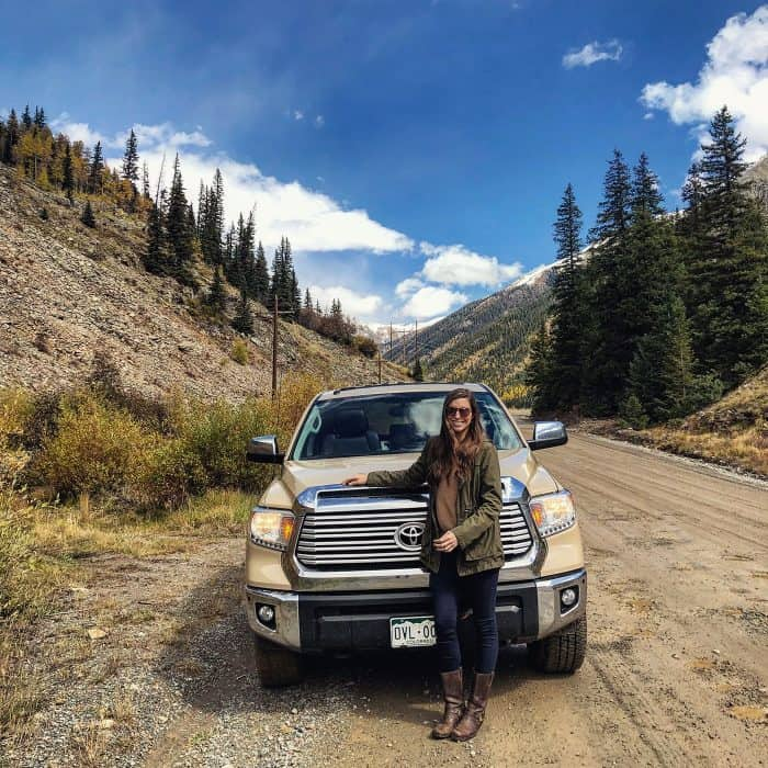 Toyota Million Dollar Highway Road Trip #letsgoplaces