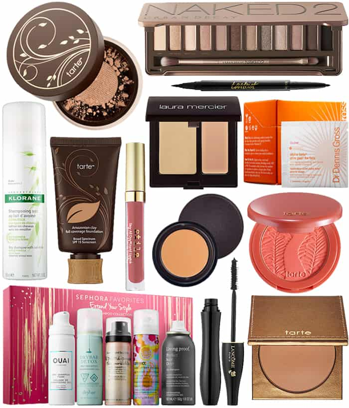 My Favorite Beauty Products