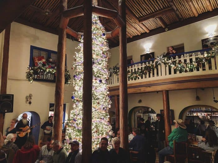 Adobe Bar at The Historic Taos Inn