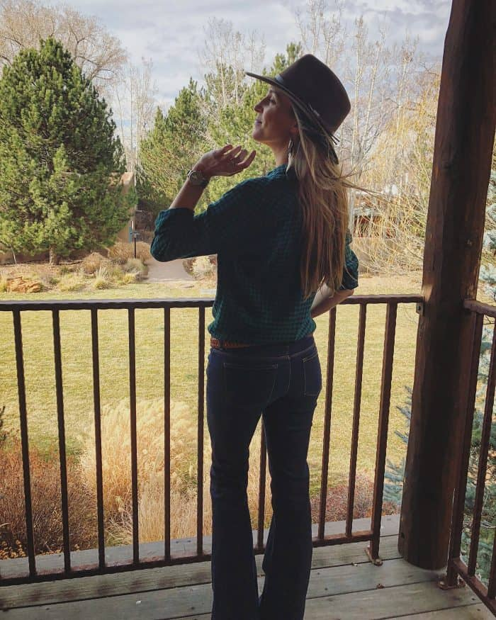 Southwestern Style - Cowboy Hats and Flares