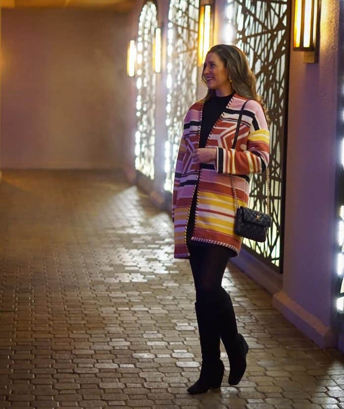 Rebecca Minkoff Kahlo Coat style by Blue Mountain Belle