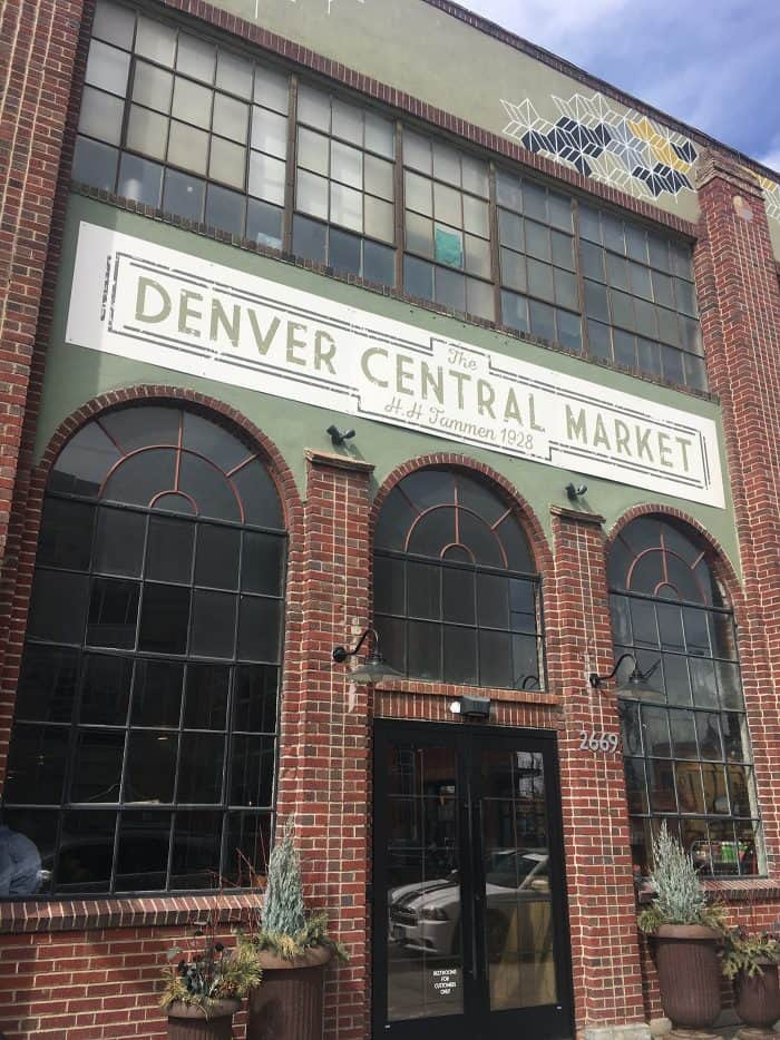Denver Central Market - Top 10 Things To Do In Denver | Blue Mountain Belle