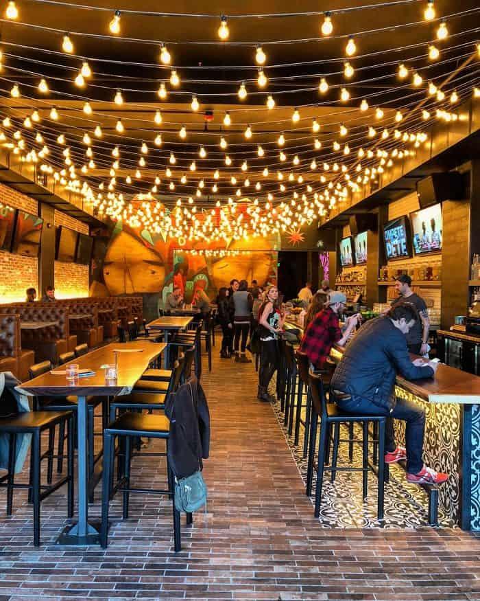 Canopy Bar Denver