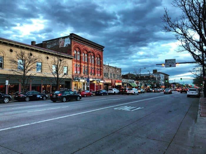 South Broadway Denver