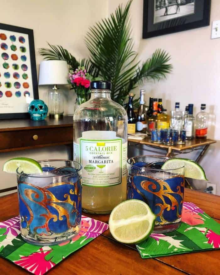 Stirrings 5 Calorie Margarita Mix | Blue Mountain Belle