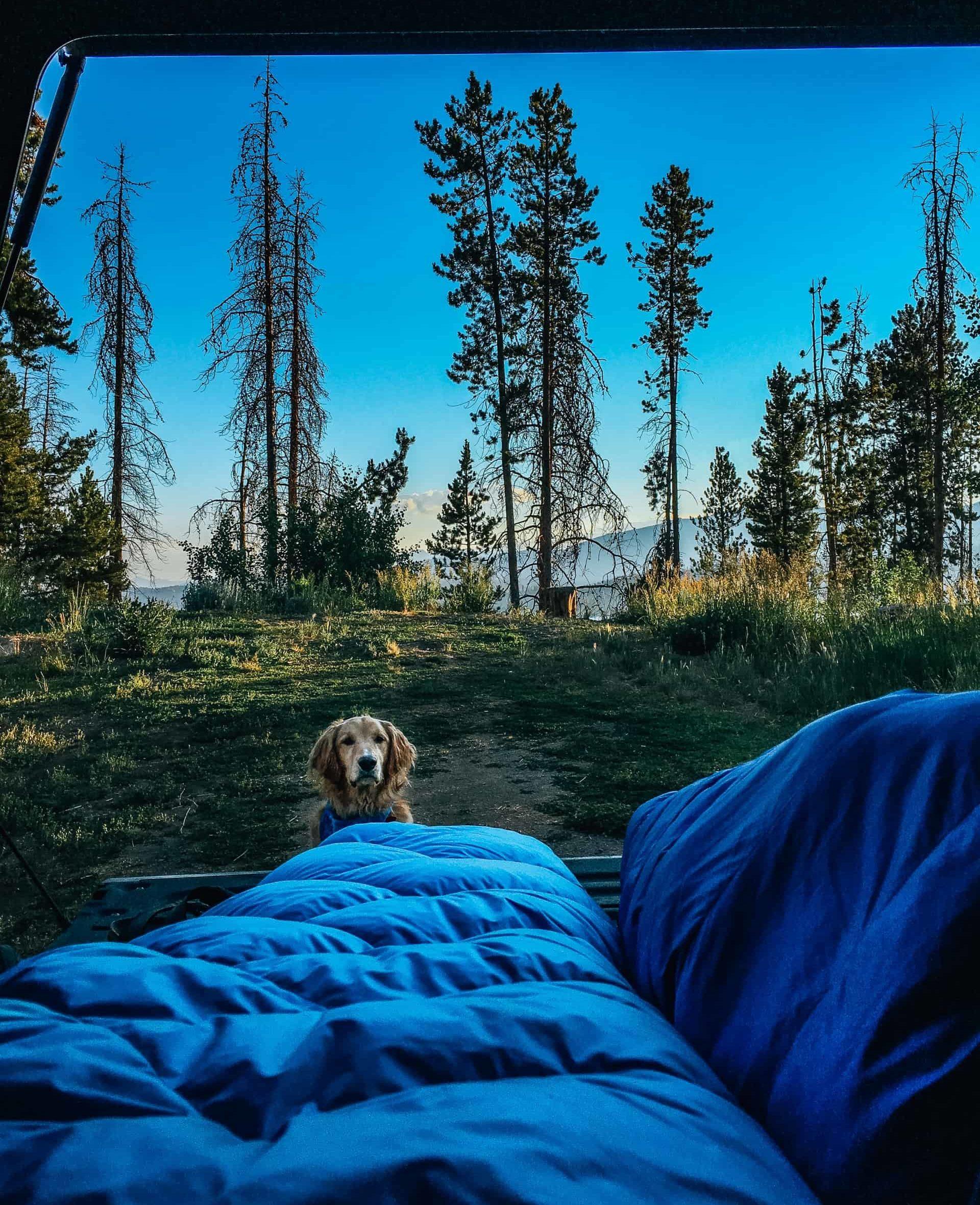 Car Camping at Grand Lake