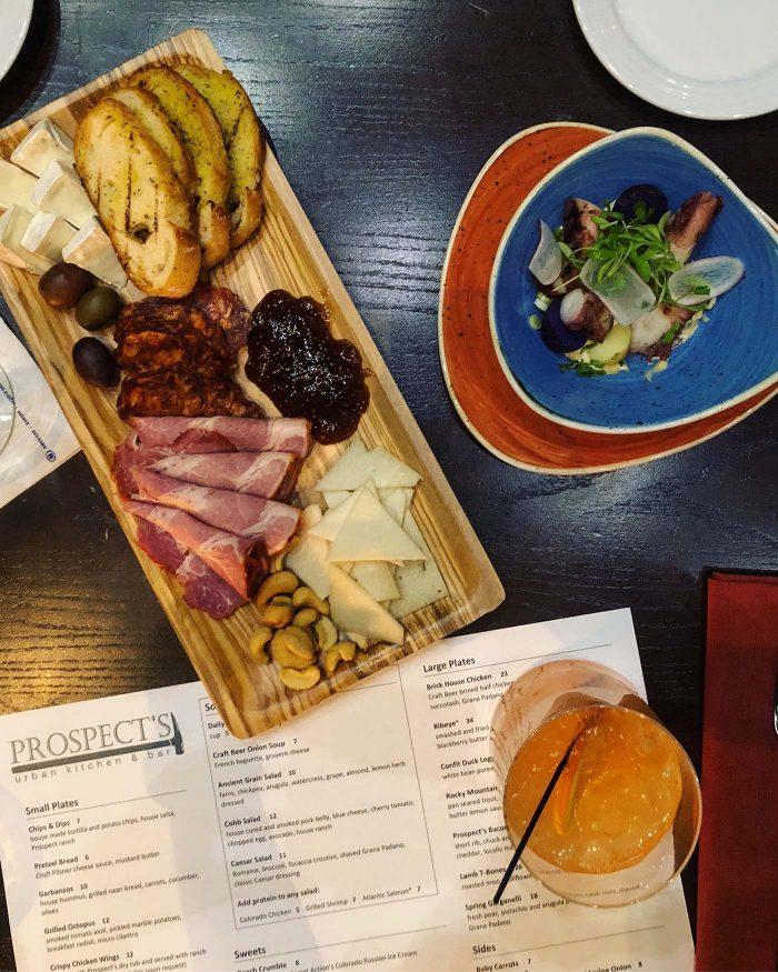 Hilton Denver Prospect Restaurant Review
