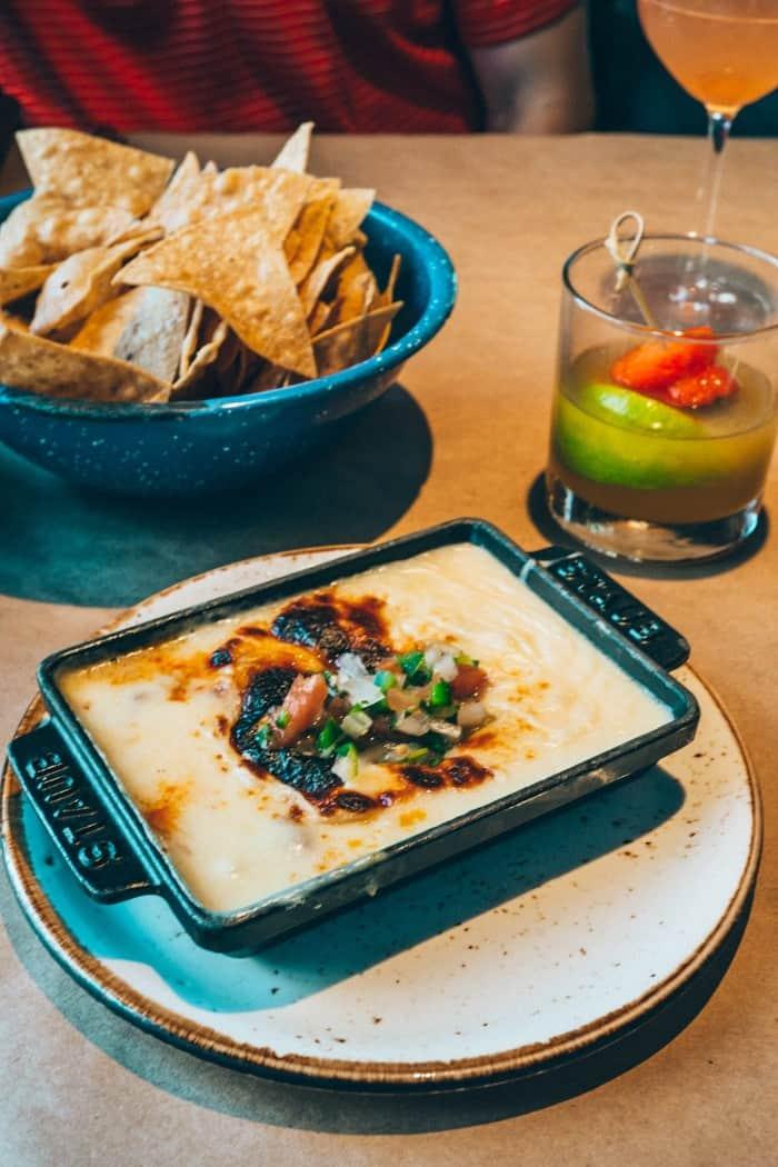 Kachina's delicious White Queso - Where to find White Queso in Colorado