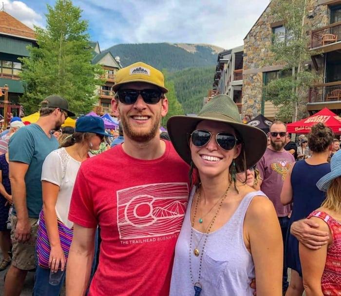 Channing of Blue Mountain Belle at Keystone Bluegrass Festival