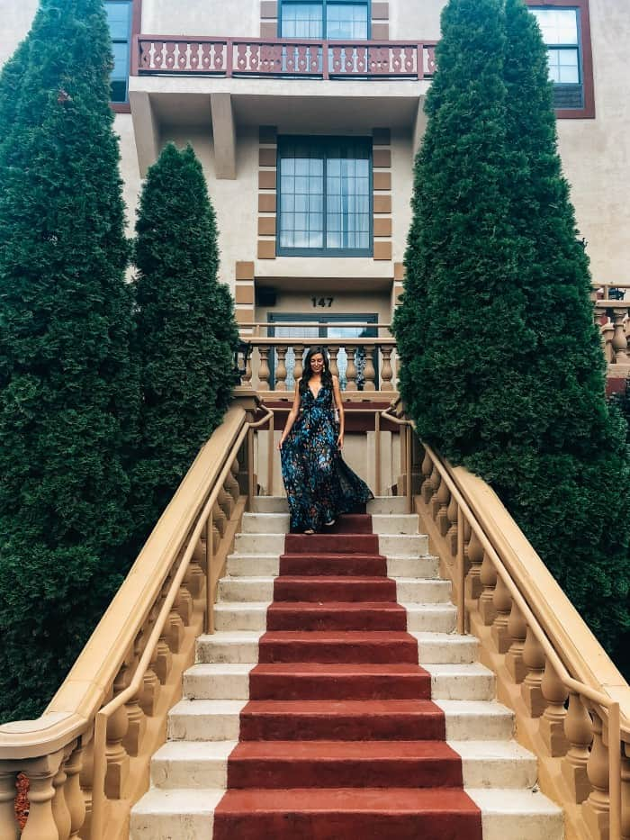 Vici dolls Veda maxi dress - Blue Mountain Belle