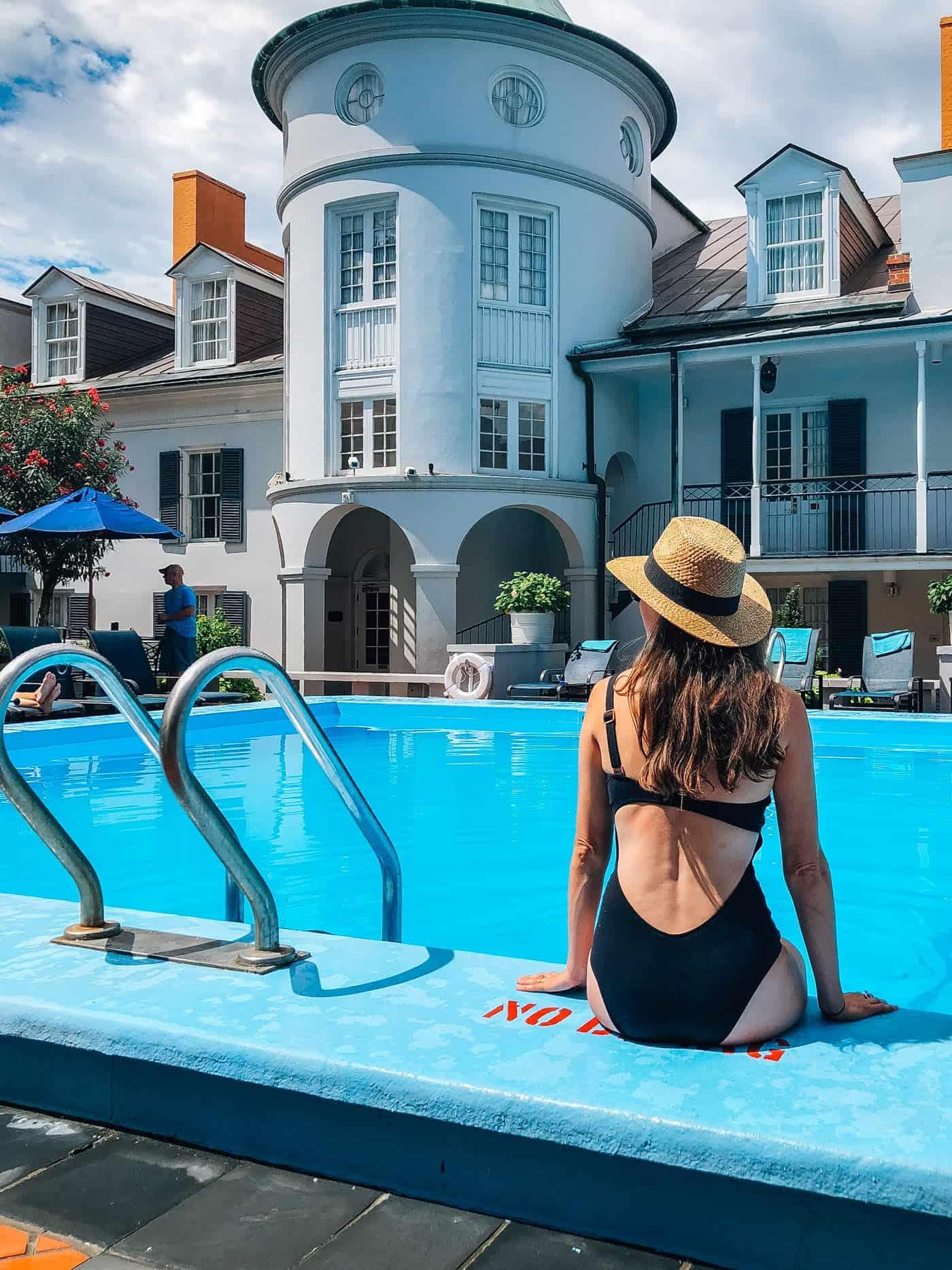 Royal Sonesta New Orleans Hotel Review | Blue Mountain Belle