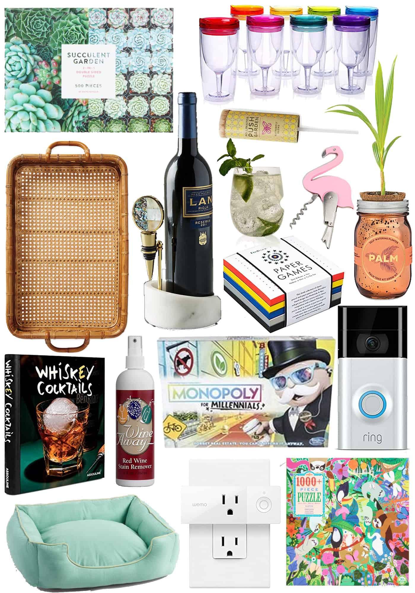 Home & hostess gift ideas