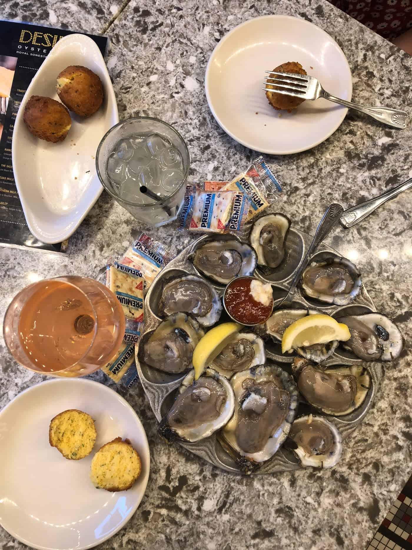 Royal Sonesta New Orleans Hotel Desire Oyster Bar