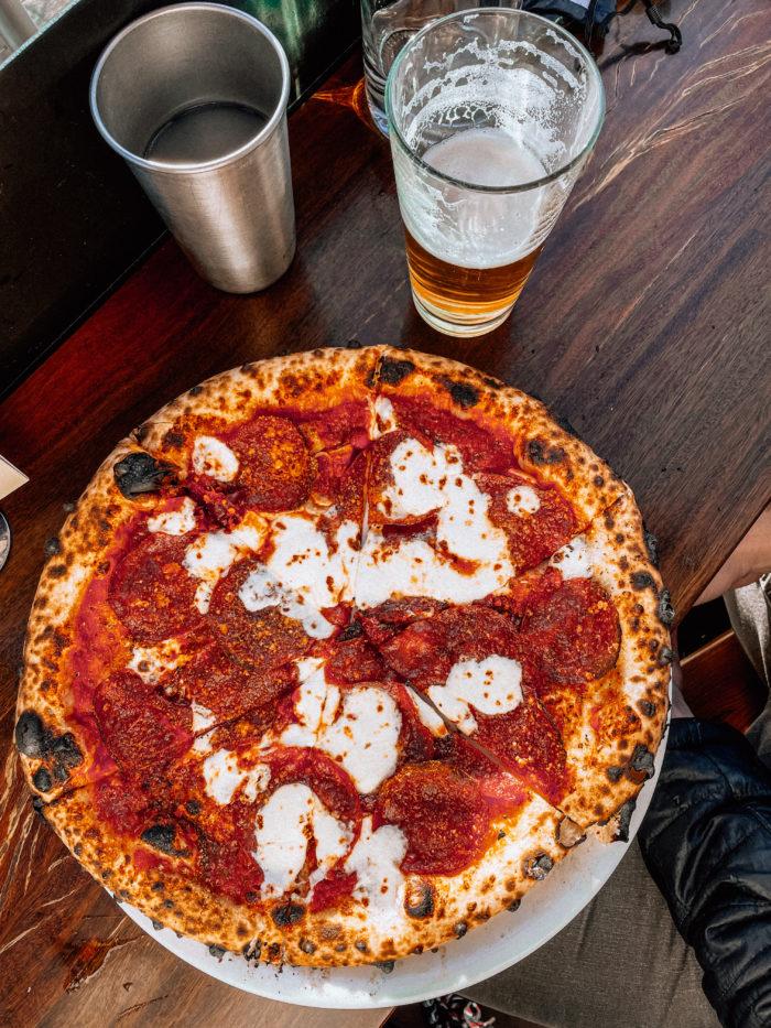 Cart Driver LoHi Pizza - Denver