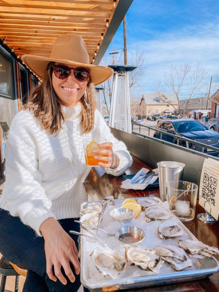 Cart Driver LoHi Oysters - Denver