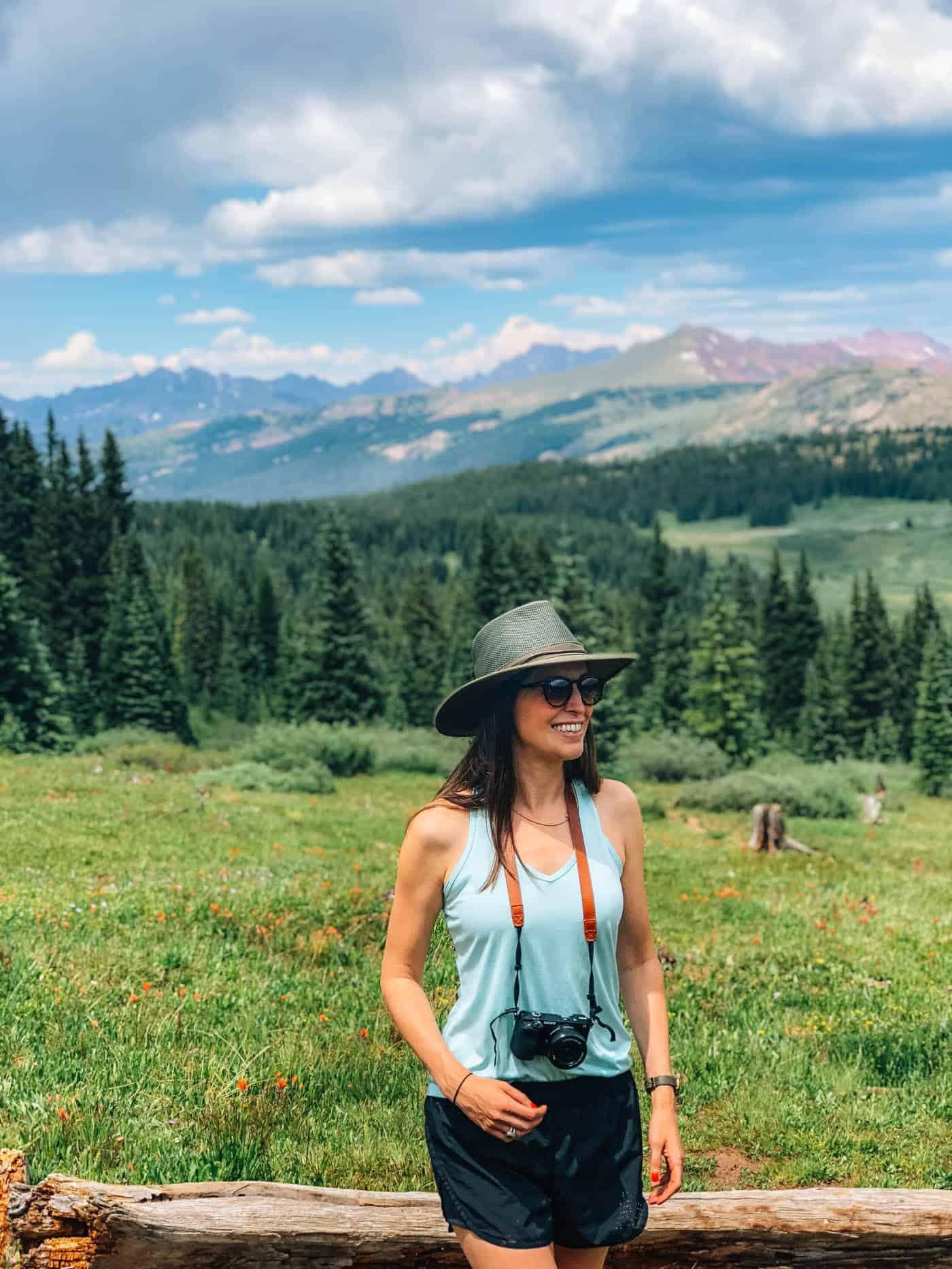 Shrine Ridge Trail, Vail