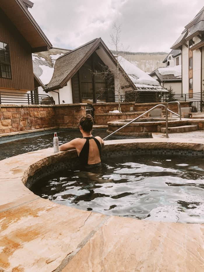 Blue Mountain Belle's Review of The Sebastian Vail - Hot Tubs