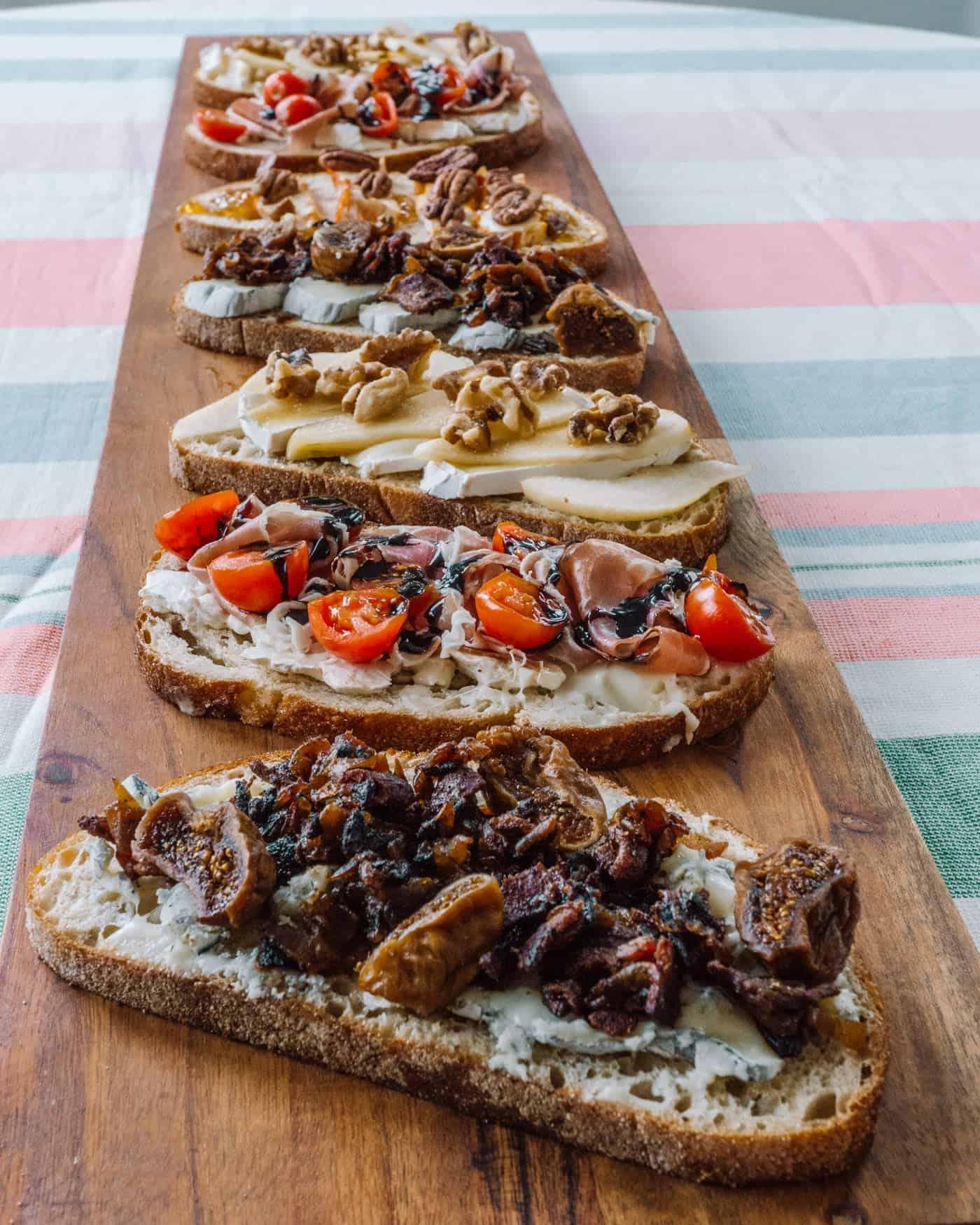 MouCo Fancy Toast