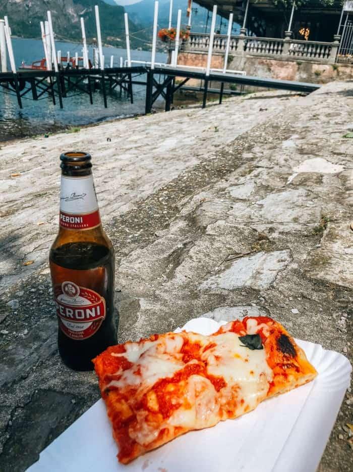Bellavita Pizza Lake Como Bellagio