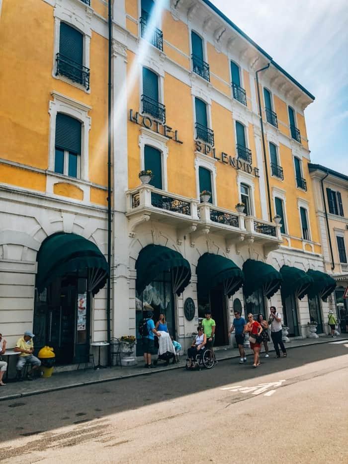 Hotel Excelsior Splendide Bellagio Lake Como - Blue Mountain Belle