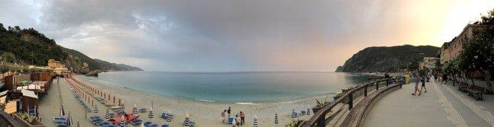 Cinque Terra Monterosso Al Mare beach