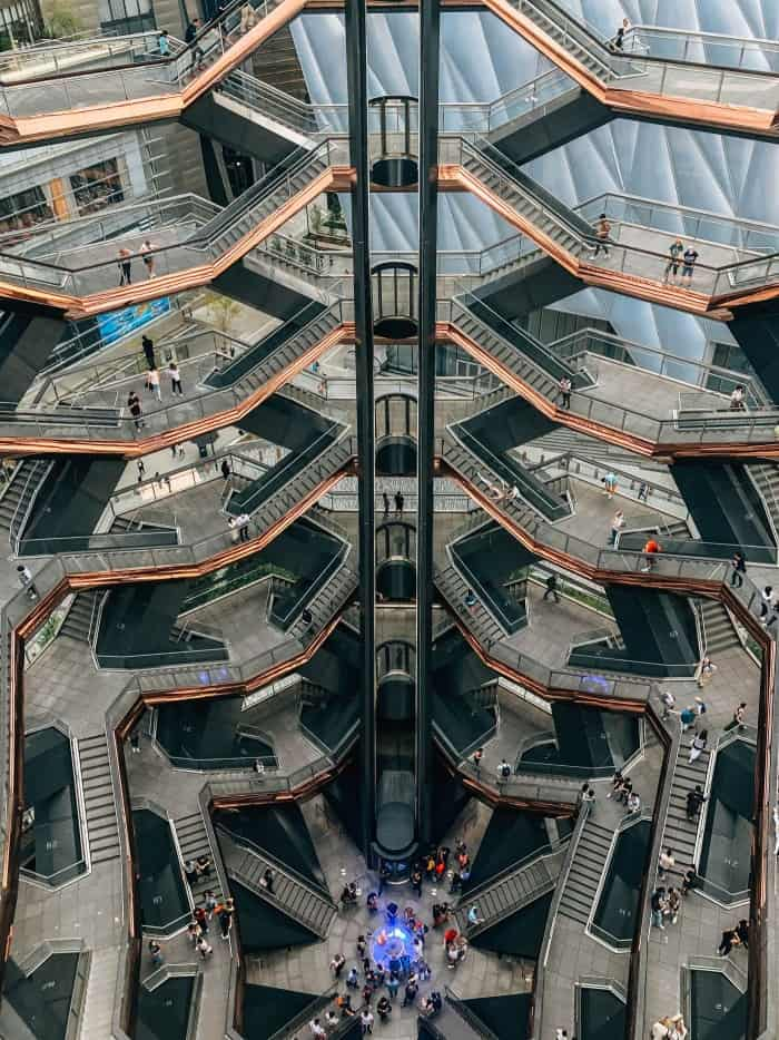 Hudson Yards NYC The Vessel