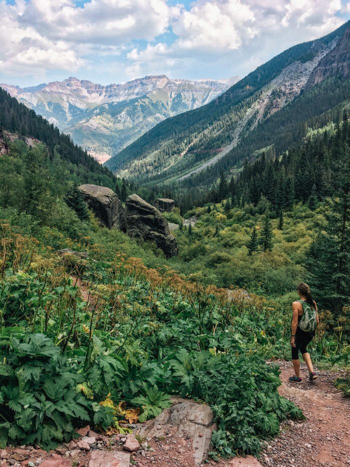 Guide to Bear Creek Trail in Telluride, Colorado