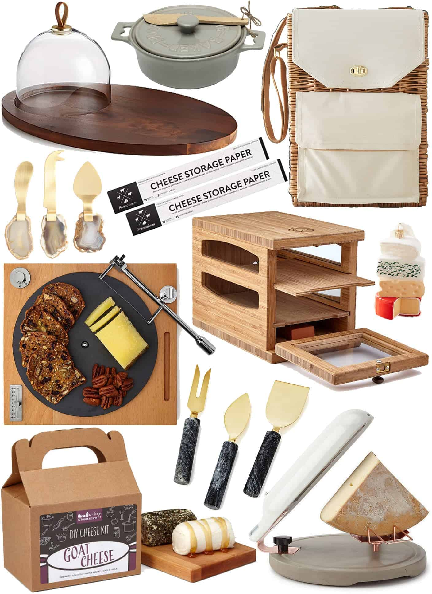 10 Gifts For The Wannabe Cheesemonger
