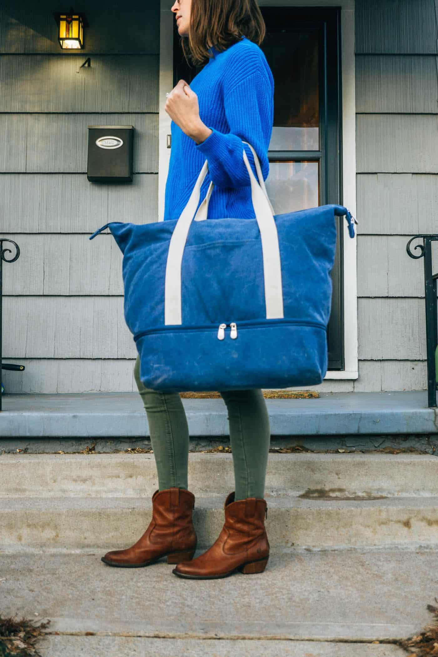 Lo & Sons Catalina Weekender Bag