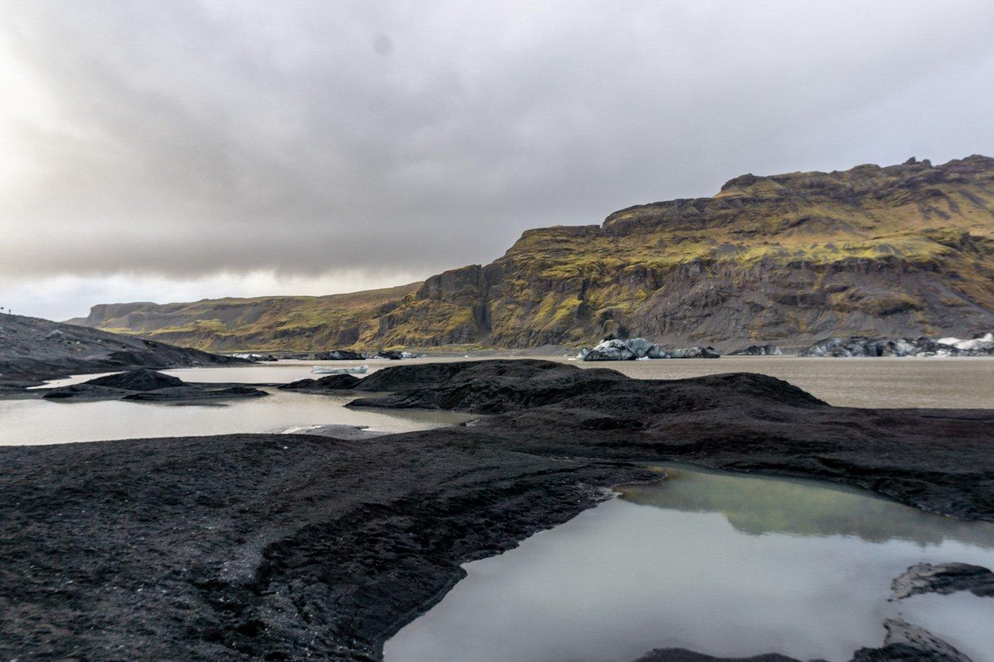 Glacier hike on Solheimajokull Iceland with NiceTravel