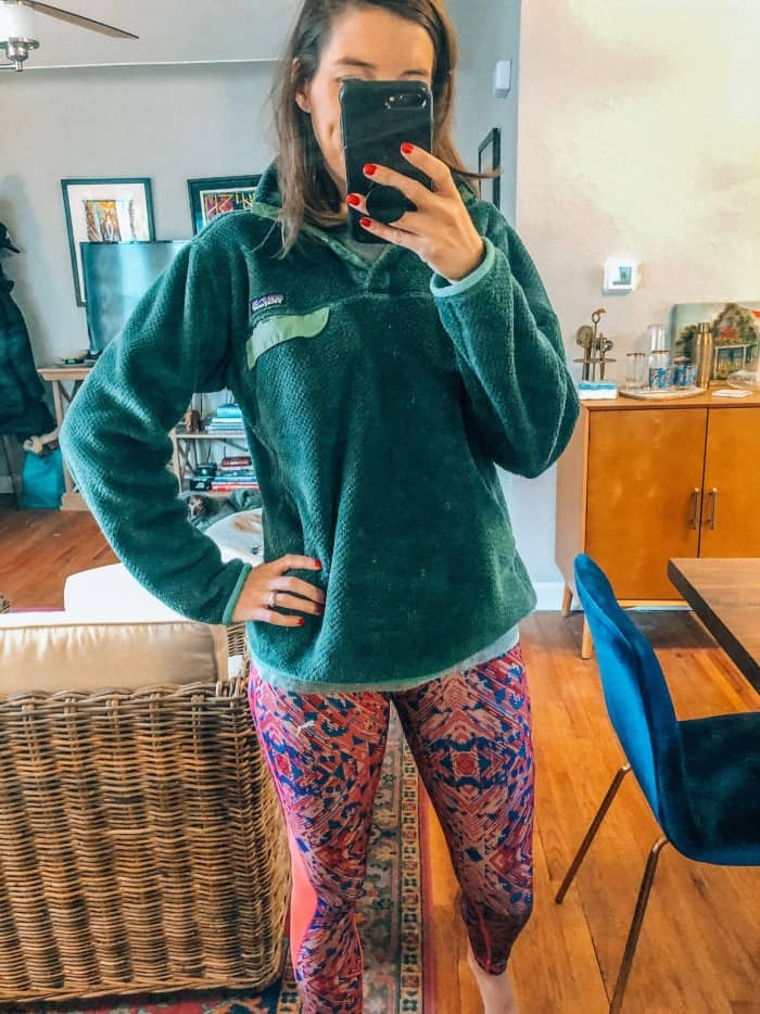Blue Mountain Belle Cozy Patagonia pullovers